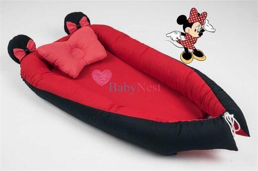 BabyNest - BabyNest Minie Mouse