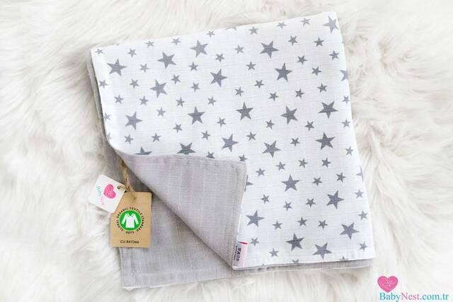 Muslin Battaniye Yıldız